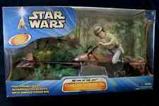 "Star Wars Return of Jedi 12"" Princess Leia SpeederBike Endor Chase FREE SHIPPING"