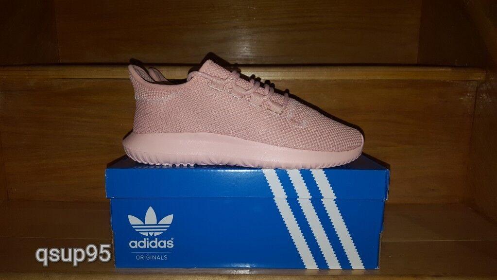 Adidas Tubular Shadow Knit Vapour Pink AC8496 GS Girls Womens Size 4Y-7Y New