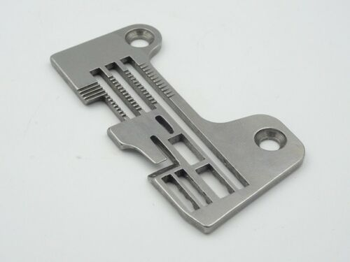 Placa de aguja Máquina Overlock Industrial 5 Mm x 5 encaja hermano B551 máquinas