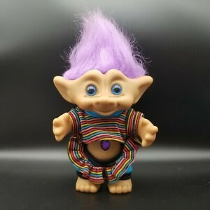 Ace Novelty Treasure Troll Red Hair Star 8 Figure Large
