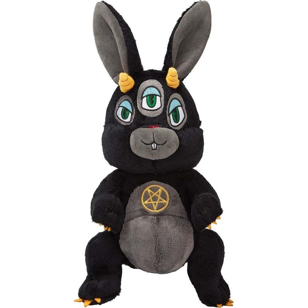 Killstar Gothic Okkult Kreeptures Pluschdamon Pluschtier Hase