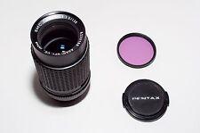 Rarely Seen! Pentax SMC Pentax f/3.5 135mm Prime Lens (#1080)