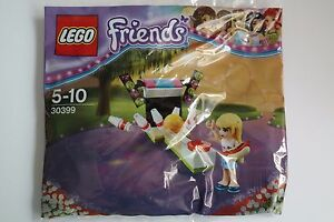 Lego Friends 30399 Bowling im Vergnügungspark Polybag Neu Ovp