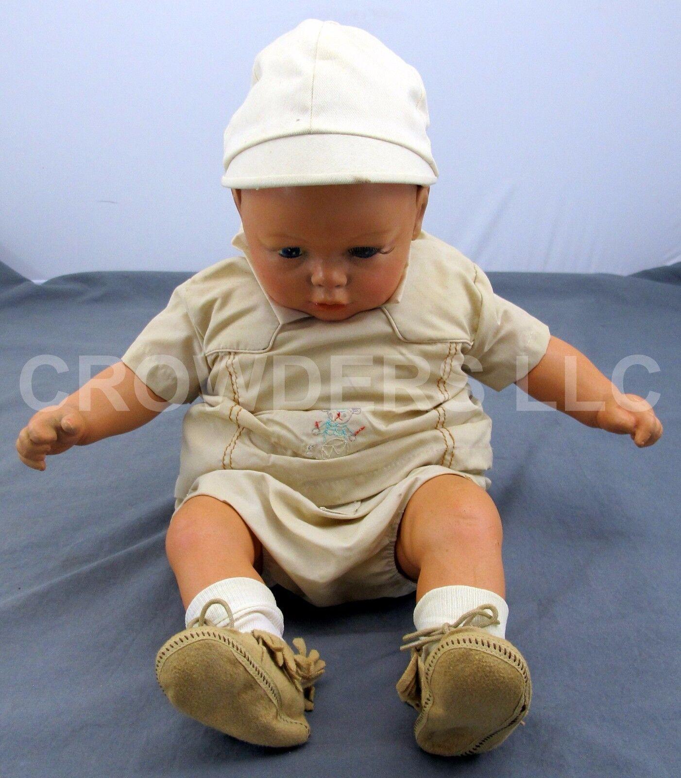 Vintage 1985 hecho a mano en en en Summerville SC de cerámica bebé muñeca por Jeannette Driggers  barato y de alta calidad