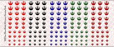1/18 Scale Tattoos: Star Wars Rebel Alliance Variety Pack - Waterslide Decals