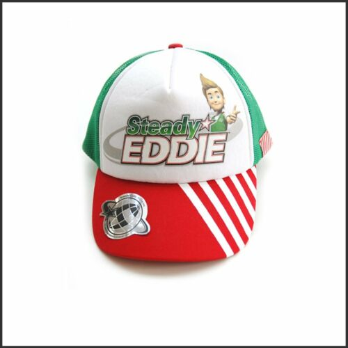 New Steady Eddie Kids Children Baseball Adjustable Strap Classic Cotton Cap