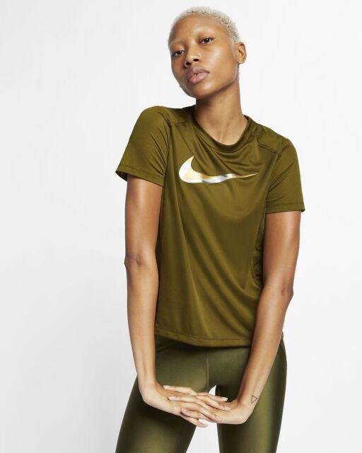 Womens NIKE RUNNING DRY Shirt Size  Small