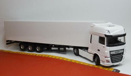 DAF XF 106 SSC Sattelzug Truck weiß 1:50 Holland Oto 076000