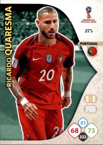 Team Mate Nr Ricardo Quaresma Panini WM Russia 2018 275