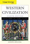 Western Civilization - To 1715 Vol. 1 by Jackson J. Spielvogel (2011, Paperback)