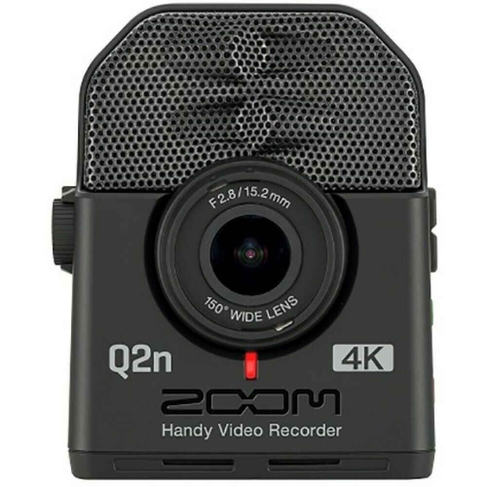 NEW ZOOM Q2n-4K 4K HDR Handy Video Recorder Free shipping Japan