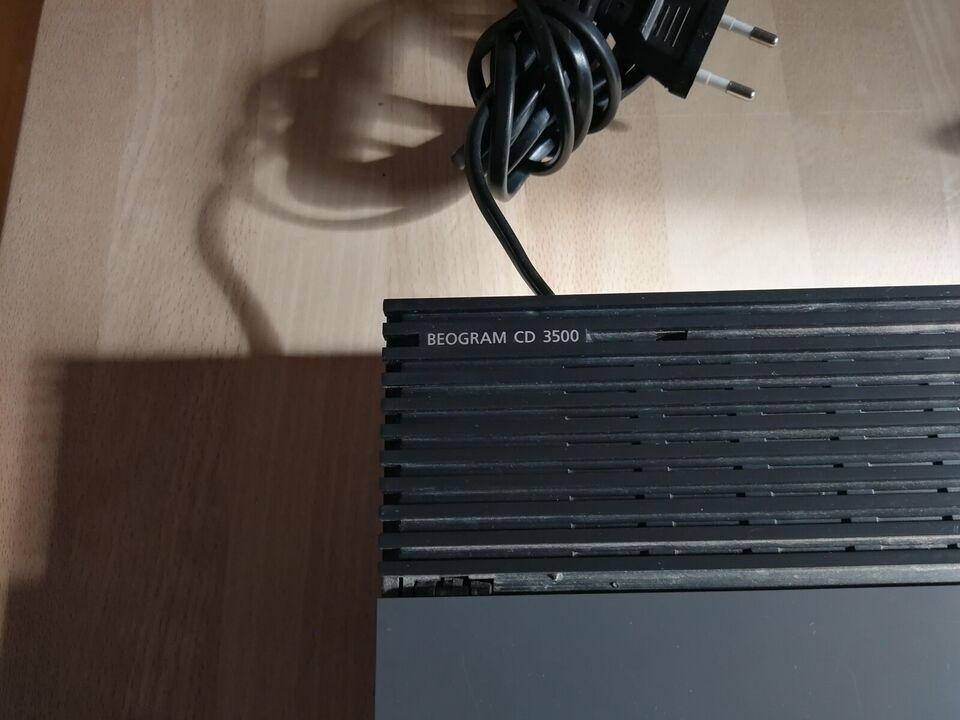 Stereoanlæg , Bang & Olufsen, 3500