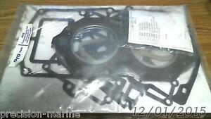 396750, 4310 Johnson Evinrude 85-87 V4 Looper Powerhead Gasket Set, Pro Parts