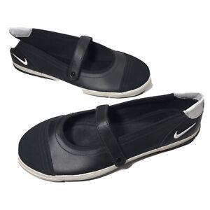 Nike Women Black Mary Jane Athletic