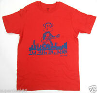 Paul Frank T-shirt Red  Big In Japan  100% Cotton Paul Frank Julius
