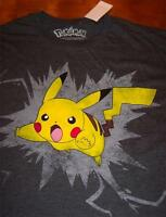 Nintendo Pokemon Pikachu T-shirt Xl W/ Tag