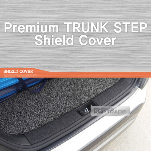 Soft Trunk Step Shield Cover Anti Scratch Protector for HYUNDAI 2018 2019 Kona