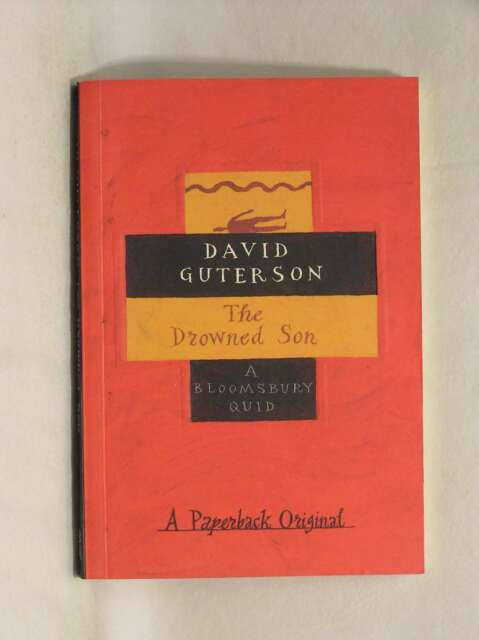 Drowned Son (Bloomsbury Birthday Quids), Guterson, David, Excellent Book