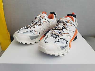 balenciaga low top sneakers track nylon polyester polyurethane