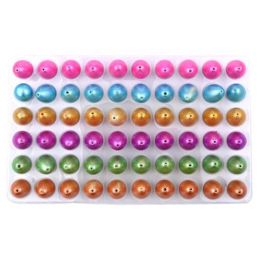60pcs nouveauté multicolore oeuf de dinosaure jouet enfants eau éclosant