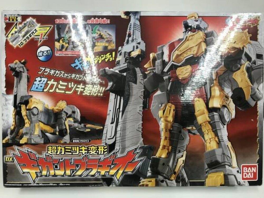 USED Bandai Bandai Bandai Power Rangers Kyoryuger Dino Charge DX Gigant Bragi Oh Megazord a9f442