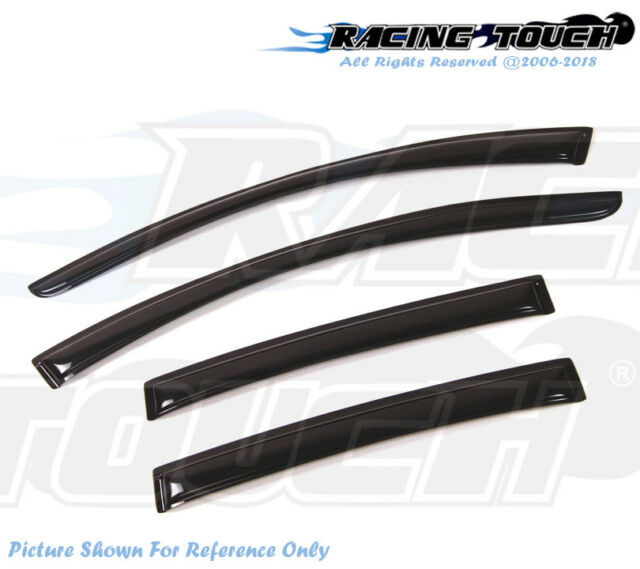 Window Visor Wind Guard Out-Channel 4pcs For 1999 2000
