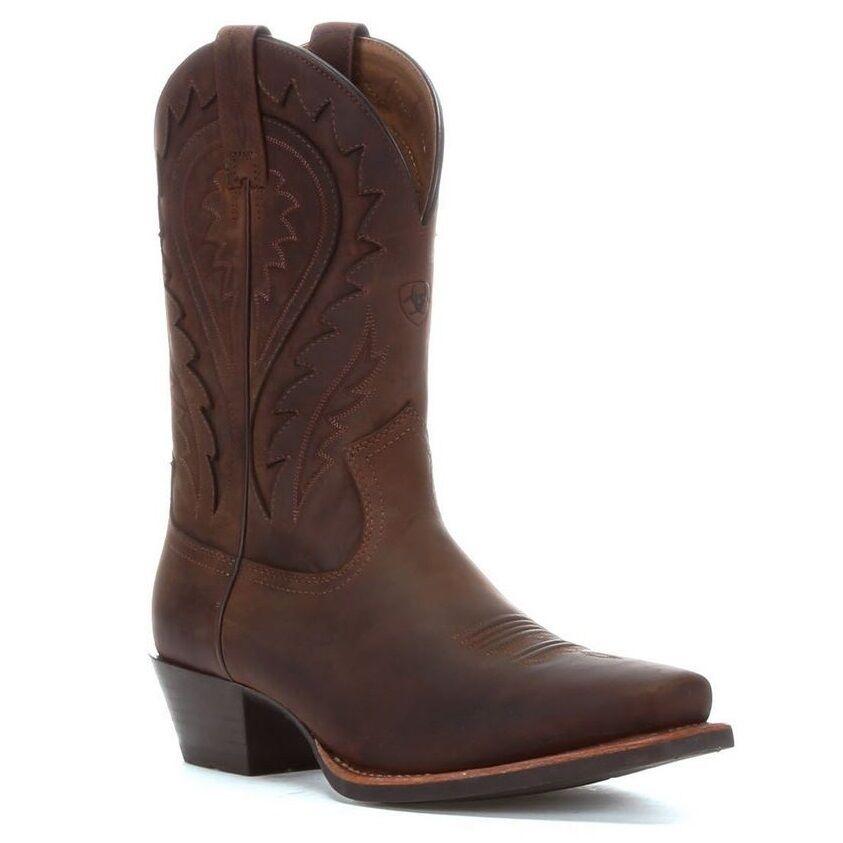 Ariat ® Para hombre botas Tostado Marrón Legend Phoenix 10002310