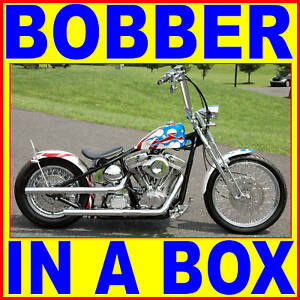Image Is Loading Acm Rigid Bobber Chopper Complete Motorcycle Chassis Bike