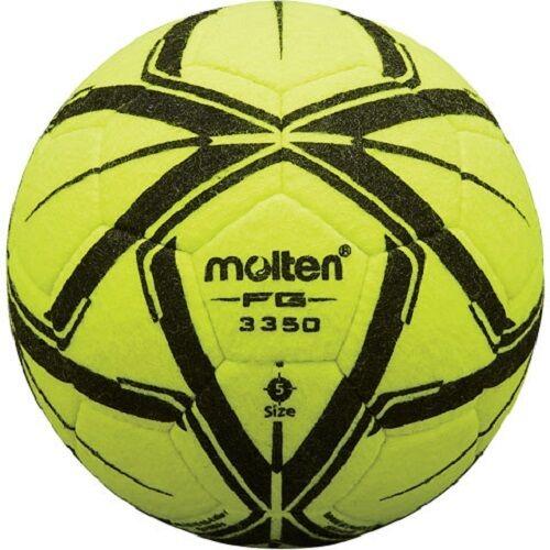 Hallenfußball Molten SCHOOL aus FG3350 spielen glücklich und