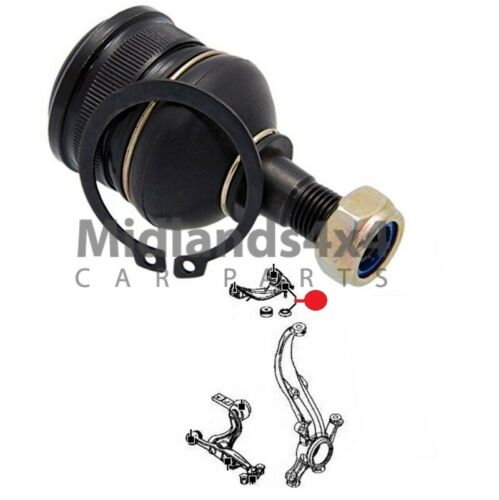 For MAZDA 6 GG GH GY MPS WAGON 02-13 FRONT UPPER WISHBONE CONTROL ARM BALL JOINT