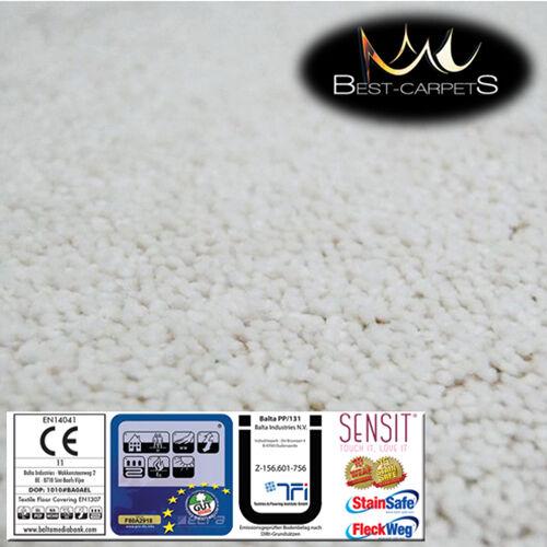 Résistant doux tapis sérénité crème crème crème grande taille escalier épais shag pile 12mm | D'être Très Apprécié Et Loué Par Les Consommateurs  84c6a7