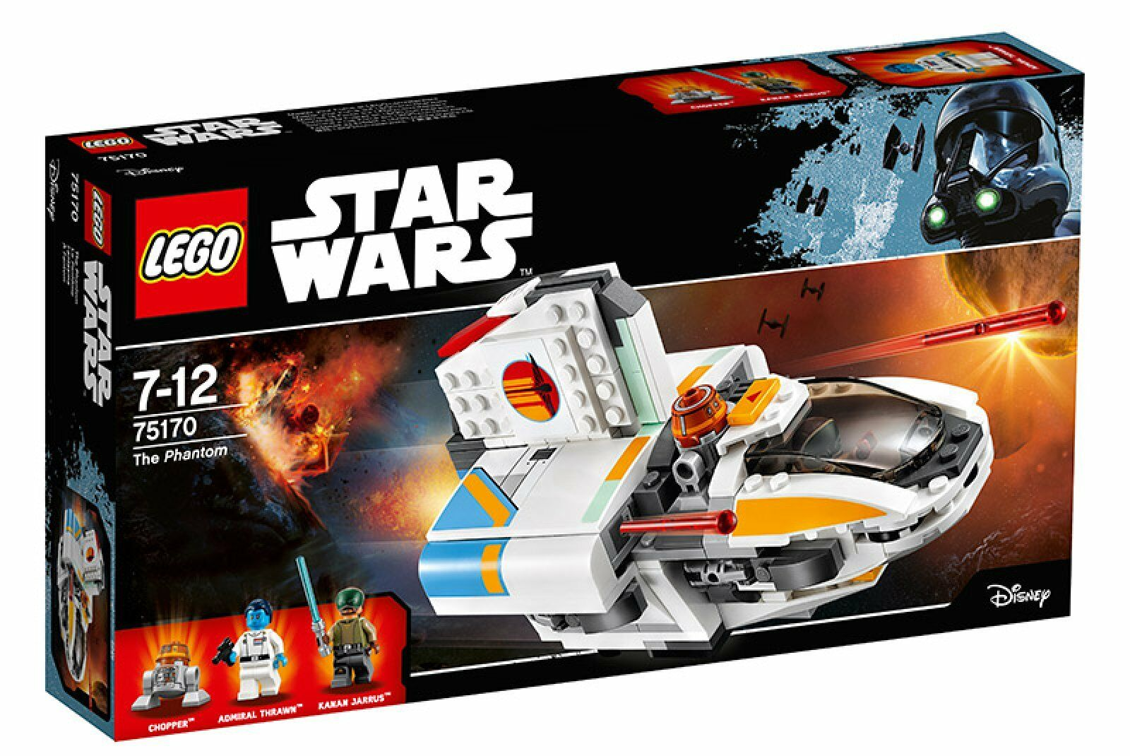 75170 LEGO Star Wars:The Phantom
