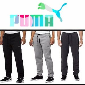 720a38516ce1 Image is loading PUMA-Men-039-s-Drawstring-Sweat-Pants