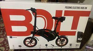 BOLT folding portable electric bike