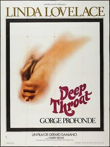 Will 1972 deep throat the movie