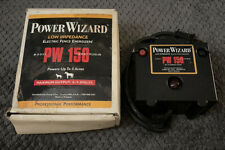 Power Wizard Pw150 110v Plug In Low Impedance Electric Fence Energizer Tested