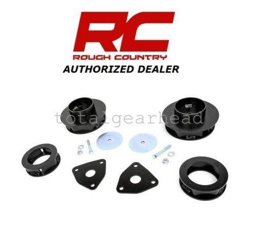 2012-2017 Ram 1500 4WD 2.5 Rough Country Suspension Leveling Lift Kit [358]