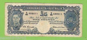 D177-1952-TYPE-AUSTRALIAN-FIVE-POUND-BANKNOTE-S45-533511