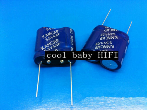 1PC 5.5V 4F KAMCAP SP-Z Combined Farad Super Capacitor ultracapacitor