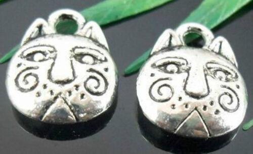 Wholesale 27//60Pcs Tibetan Silver (Lead-Free)Steller Charms Pendant 12x10mm