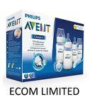 Philips Avent Newborn Bottle Kit PBA Free SCD371 Starter Set Classic +