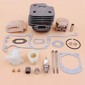 52mm Kit de piston de cylindre Pour Husqvarna 266 266XP 266SE 162 Tronçonneuse