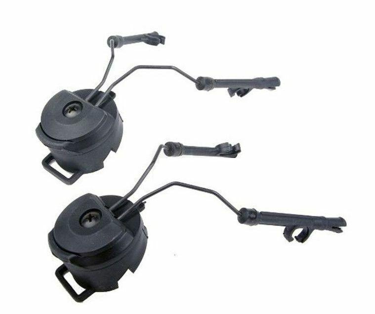 FAST Helmet Fma Accessories Peltor Comtac Headset Ops-Core ARC Rail Adapter Men