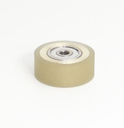 """NEW PINCH ROLLER TASCAM 388 1//4/"""" 40-4 MACHINES DUAL BEARINGS 32-2 ATHAN"""