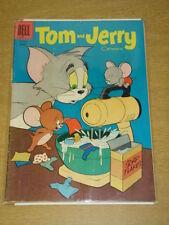 TOM AND JERRY COMICS #135 VG (4.0) DELL COMICS OCTOBER 1955