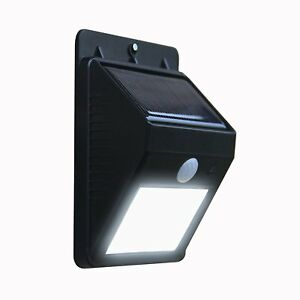 Outdoor led wireless solar powered motion sensor light security image is loading outdoor led wireless solar powered motion sensor light mozeypictures Image collections
