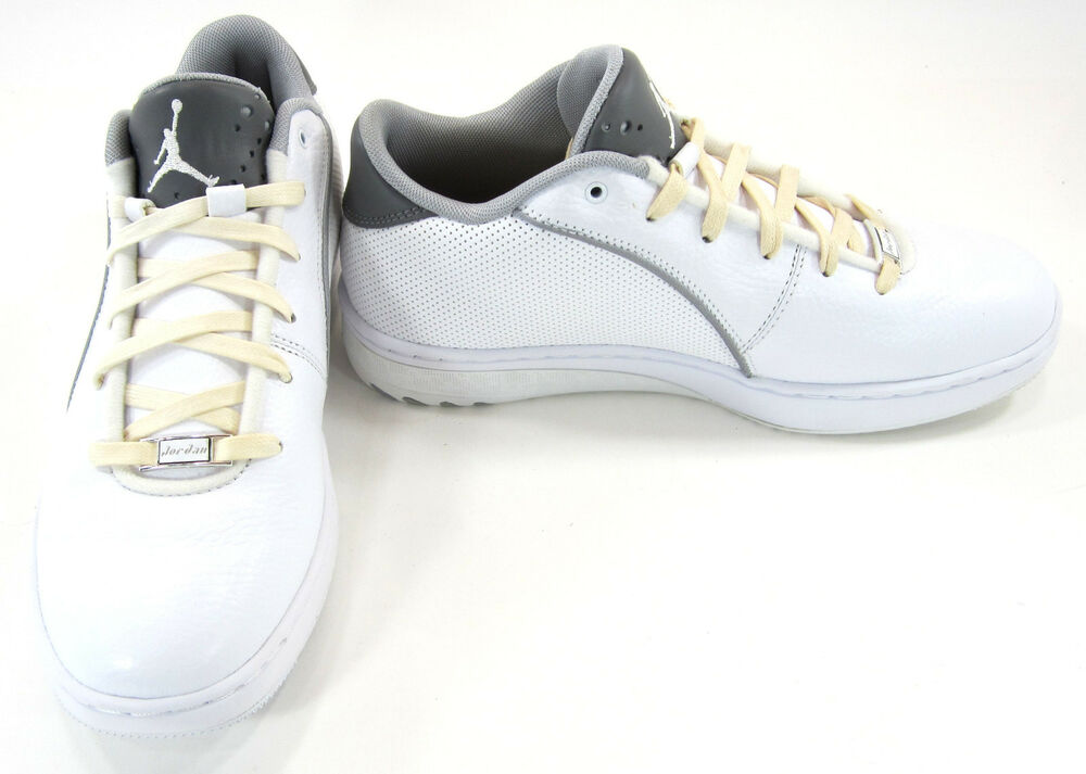 Nike Chaussures Jordan Phase 23 SC Classics BLANC/Wolf Grey Sneakers  Chaussures de sport pour hommes et femmes
