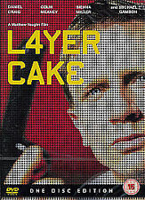 LAYER CAKE - DANIEL CRAIG - NEW  / SEALED DVD