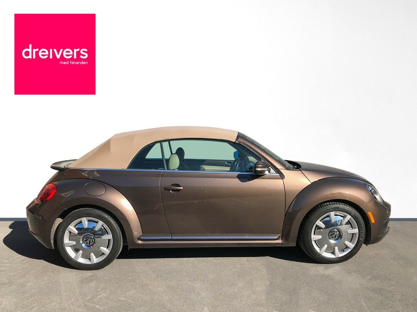 VW The Beetle 1,8 TSi 170 Cabriolet DSG 2d