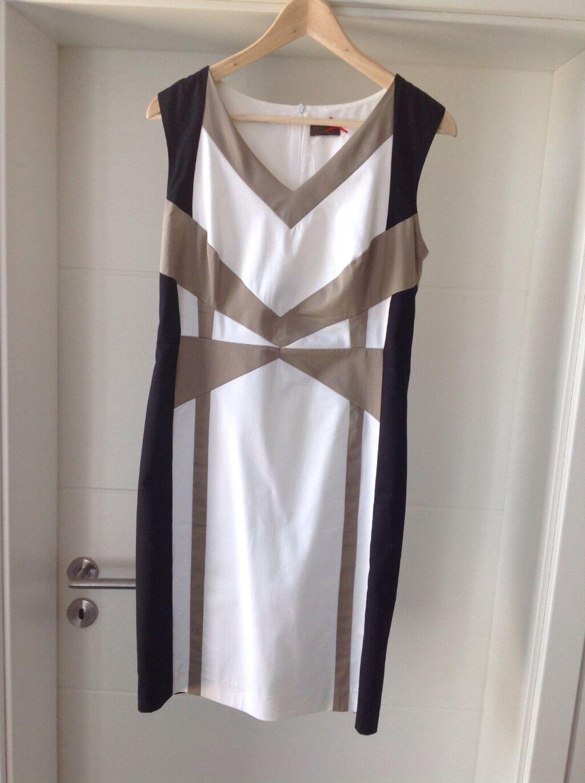 Neuwertiges Damenkleid, s'Oliver Selection, Größe 40
